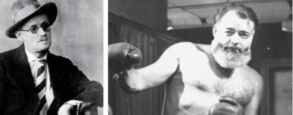 joyce-vs-hemingway