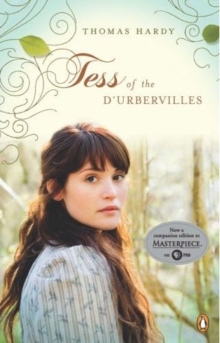 recently finished Thomas Hardy's Tess of the d'Urbervilles ...