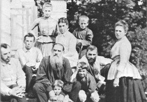 tolstoy-family